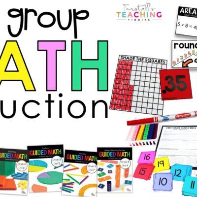 Small Group Math Instruction